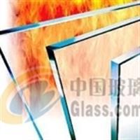 銫鉀防火玻璃