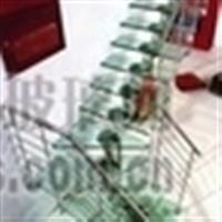 厂家生产楼梯玻璃,电梯玻璃