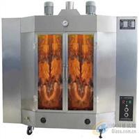 烤鸭炉玻璃