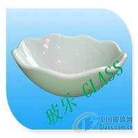 晶牛玉(奶白玻璃、乳浊玻璃)