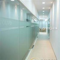 玻璃磨砂贴膜防爆美观安全可靠