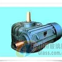 CW圆弧圆柱蜗杆减速器