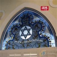提供的教堂玻璃