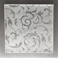 工藝蒙砂玻璃
