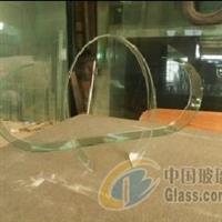 高品质双曲弧度玻璃 热弯玻璃