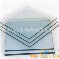 10mm高硼硅玻璃原片