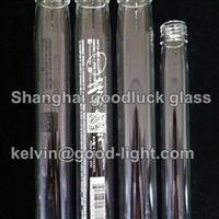 187毫升高硼硅管制瓶葡萄酒瓶