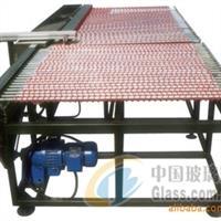 玻璃加工生产直线转向定位输送台