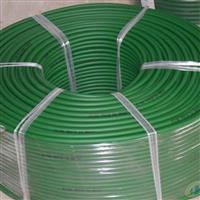 钢化炉配件 pu圆带 传送带 夹芯圆带