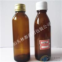 100ml口服液玻璃瓶醫用 林都包裝現貨供應