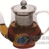 玻璃泡茶壶、福兴壶YG-566