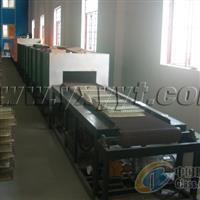 供應網帶式電熱玻璃烤花爐