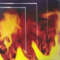 單片銫鉀防火玻璃