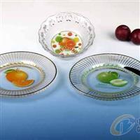玻璃盘 玻璃制品 玻璃碗