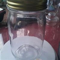 广口玻璃瓶罐头瓶酱菜瓶