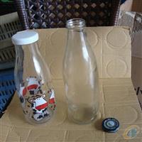 玻璃瓶牛奶瓶 饮料瓶