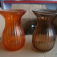 玻璃瓶花瓶噴色玻璃瓶