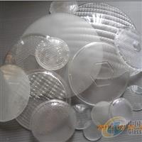 低价珠点玻璃盖 透明钢化玻璃盖