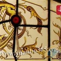 专业厂家高端教堂彩绘玻璃