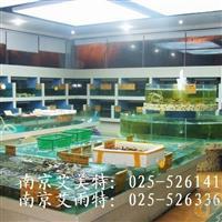 南京玻璃鱼缸、海鲜缸