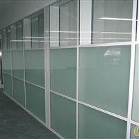 承接大小办公司磨砂玻璃贴膜