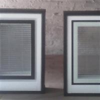 無框玻璃隔斷,炭黑玻璃隔斷