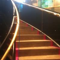 供應樓梯玻璃