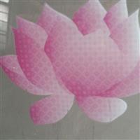 高温透明蒙砂3D油墨