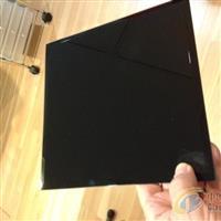 8MM-15MM純黑鋼化玻璃