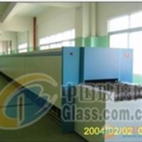 玻璃制品退火爐 網帶式熱處理