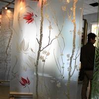 艺术玻璃专用玻璃蒙砂粉