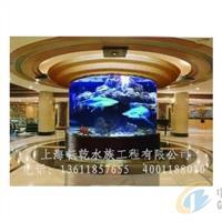 上海专业酒店海鲜缸亚克力鱼缸