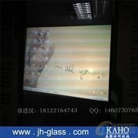 投影玻璃,電控調光玻璃隔斷