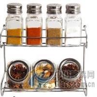 各种调味品玻璃瓶+瓶盖