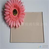 供應5mm粉色鍍膜玻璃