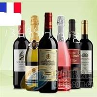 各种红酒瓶葡萄酒瓶