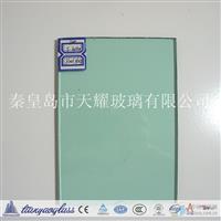 供應優質8mmF綠浮法玻璃原片