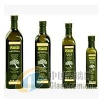 墨绿色方圆橄榄油玻璃瓶山茶油玻璃瓶