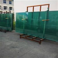 公交車站臺玻璃