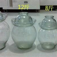 厂家直销4-18斤泡菜瓶储物罐