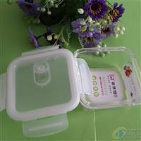 320ML微波炉专用玻璃保鲜盒