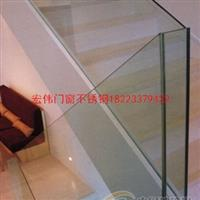 优质不锈钢中空玻璃栏杆