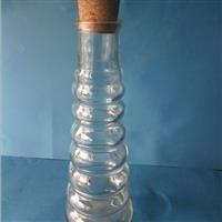 供应葫芦型330ml饮料瓶