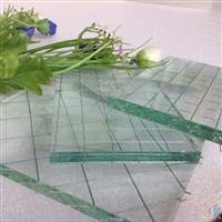 夾鐵絲玻璃
