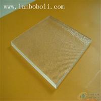 布紋鋼化玻璃
