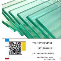 3.8mm浮法玻璃原片全国供应