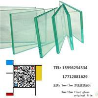 12mm浮法玻璃原片全国供应