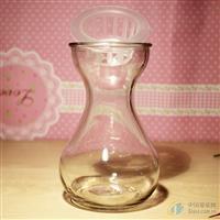 厂家供应 风信子玻璃瓶 花瓶