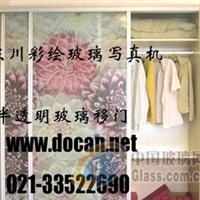 上海玻璃喷绘加工 uv喷绘加工