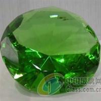 绿色水晶钻石人造水钻深圳批发